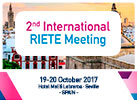 2nd International RIETE Meeting