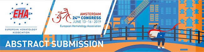24th Congress EHA Abtracts submission