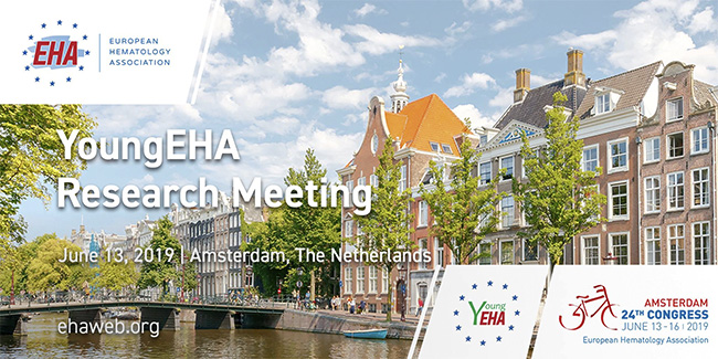 YoungEHA Research Meeting · Amsterdam, The Netherlands